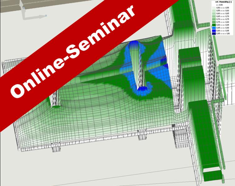 WUFI 2D Online Seminar