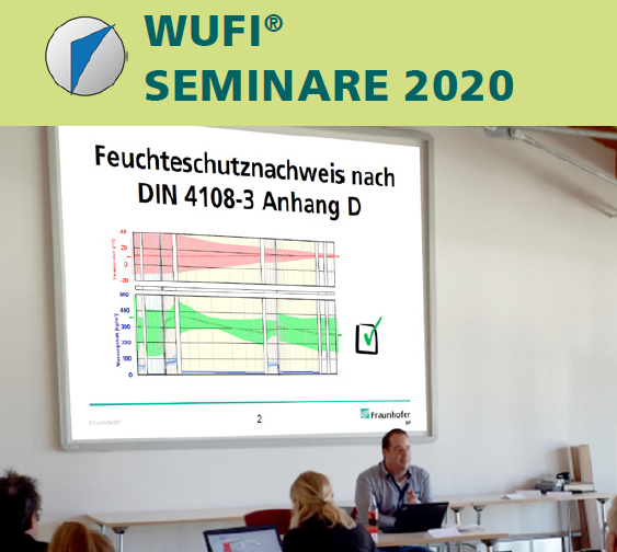 WUFI Seminare 2020