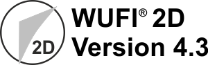 WUFI 2D Version 4.3